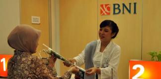 custumer service bank bni