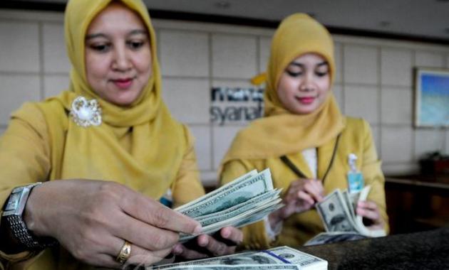 tabungan dollar bank syariah mandiri