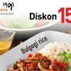 Promo Diskon Makan Kartu Kredit Bank Mega di Kyochon Restaurant
