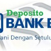 Suku Bunga Deposito Bank BRI 2017