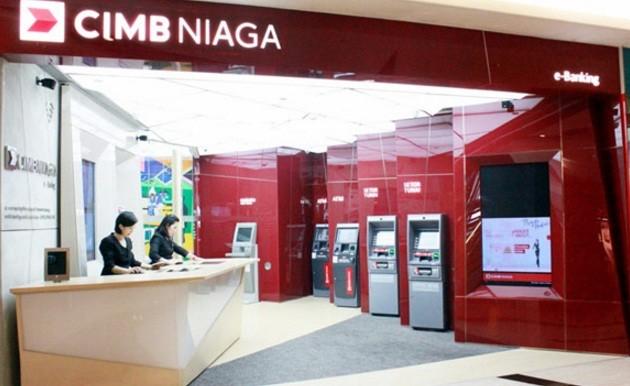 ATM Bank CIMB Niaga