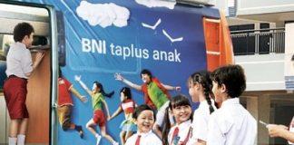 Cara Buka Rekening Taplus Anak di Bank BNI