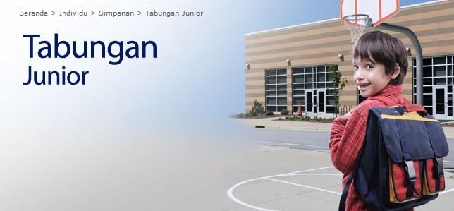 Tabungan Junior Bank Panin untuk Anak