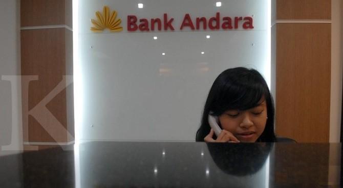 Buka Tabungan Bank Andara