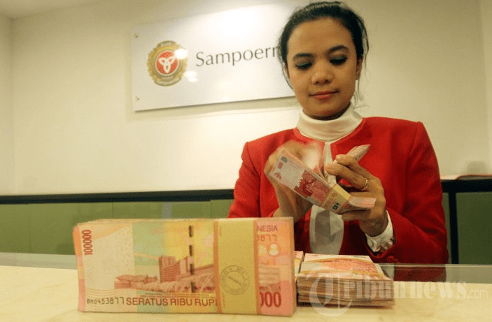Kredit Mikro Bank Sampoerna