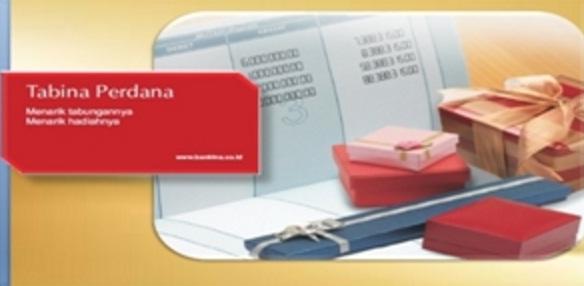 Tabungan Tabina Perdana Bank INA