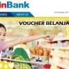 Belanja GRATIS Setiap bulan dari Tabungan Bank Panin