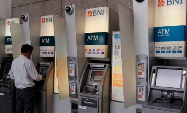 Bank BNI Tambah Mesin ATM