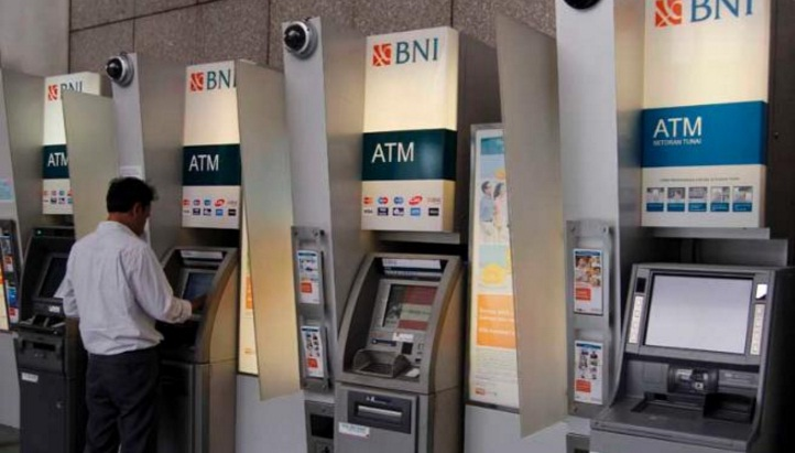 Bank BNI Tambah Mesin ATM