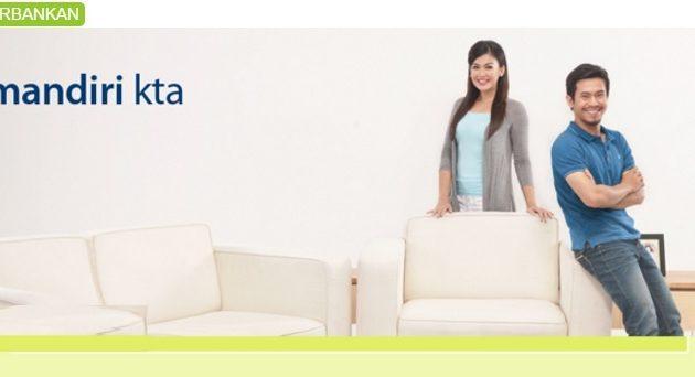 Kredit Tanpa Agunan Bank Mandiri Maskimal 200 Juta