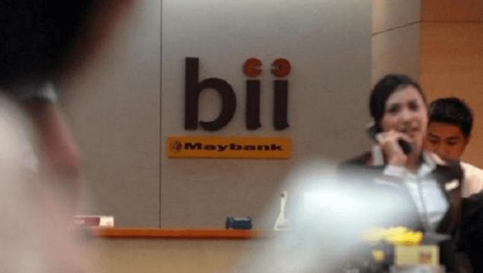 Kredit Pinjaman Bank BII Maybank