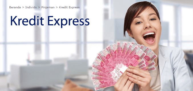 Kredit Express Bank Panin