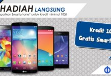 Pinjam Uang dapat Hadiah HP Android