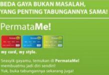 Tabungan PermataMe Bank Permata