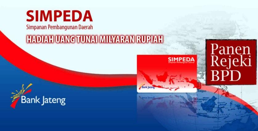 Tabungan Simpeda Bank BPD Jateng
