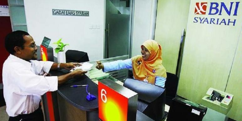 Teller Bank BNI Syariah