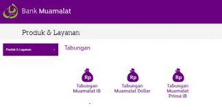 Jenis Tabungan Bank Muamalat