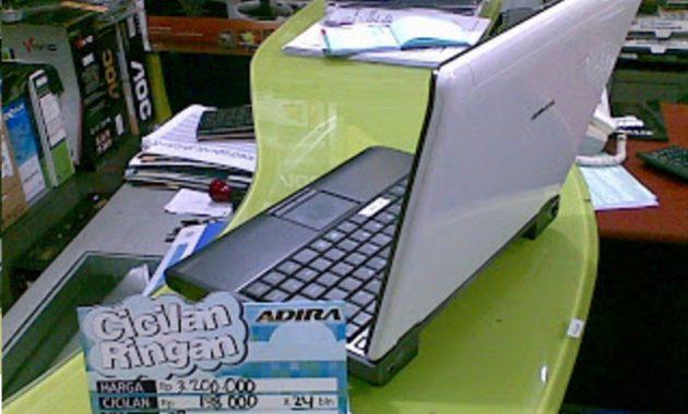 Cara Menghitung Cicilan Kredit Laptop di Adira