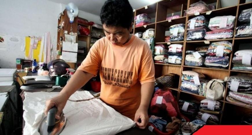Bisnis Laundry Kiloan