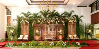 Menikah di Gedung BKKBN Halim
