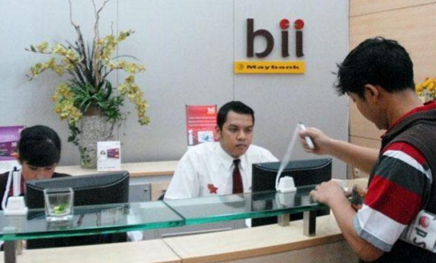 Syarat Pengajuan Pinjaman KTA Bank BII 2019