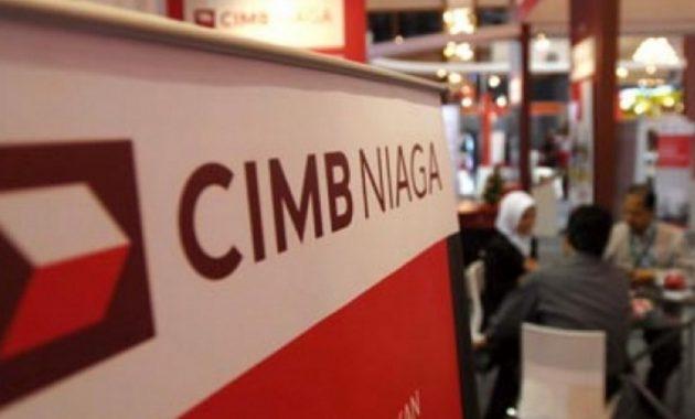 Tabungan CIMB Niaga Bebas Biaya Administrasi