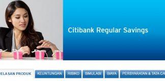 Cara Buka Rekening Tabungan Citibank