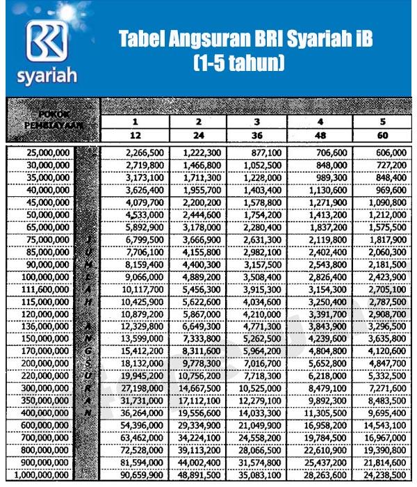 Hasil gambar untuk Pinjaman BRI Syariah