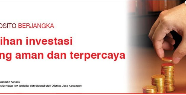 Deposito Berjangka Bank CIMB Niaga