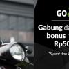 Dapatkan Bonus Rp500 Ribu untuk Driver Gojek yang baru Mendaftar