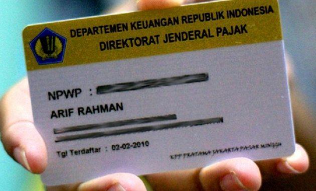 Tata Cara Pembuatan NPWP Perorangan di Kantor Pajak