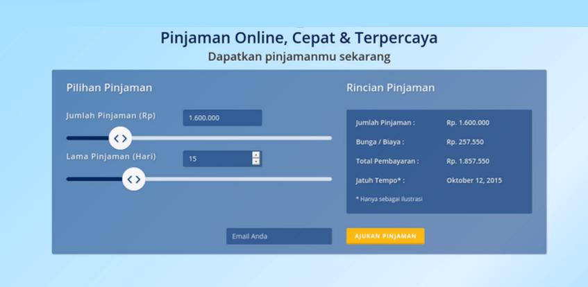 Riba 8 Situs Pinjaman Uang Online Tanpa Jaminan