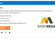 Tabungan Mega Maxi