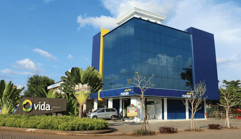 Bank Mandiri Cabang Bekasi Vida