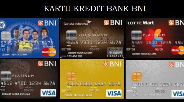 Informasi Kartu Kredit BNI