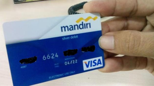 Kartu ATM Tidak Bisa digunakan