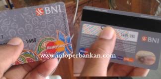 Potongan Kartu ATM BNI Perbulan