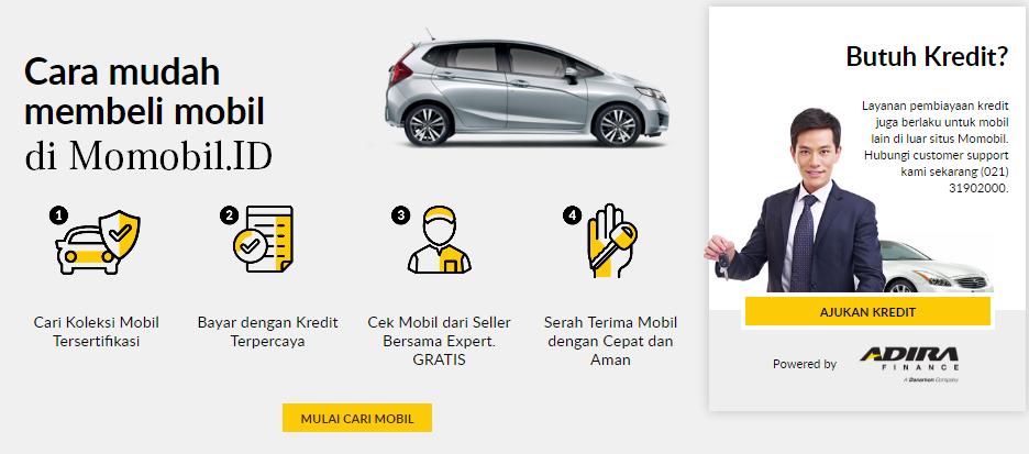 Kredit Mobil di Momobil.ID