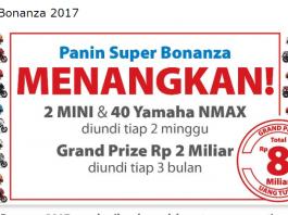 Panin Super Bonanza 2017