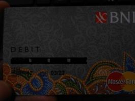 Ganti Kartu ATM BNI Hilang