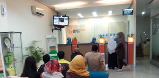 Jam Kerja Kantor BNI Syariah