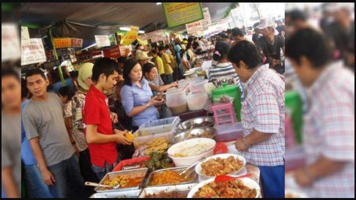 Jualan Paling Laris di Bazar Ramadhan 2017