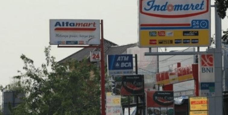 Alfamart dan Indomaret
