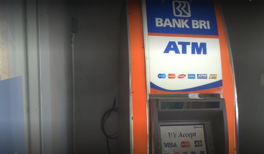 ATM BRI 24 Jam