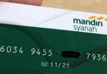 ATM Bank Syariah Mandiri