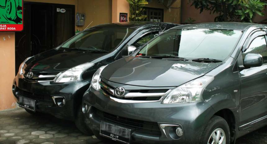 Bisnis Rental Mobil dengan Modal Kecil