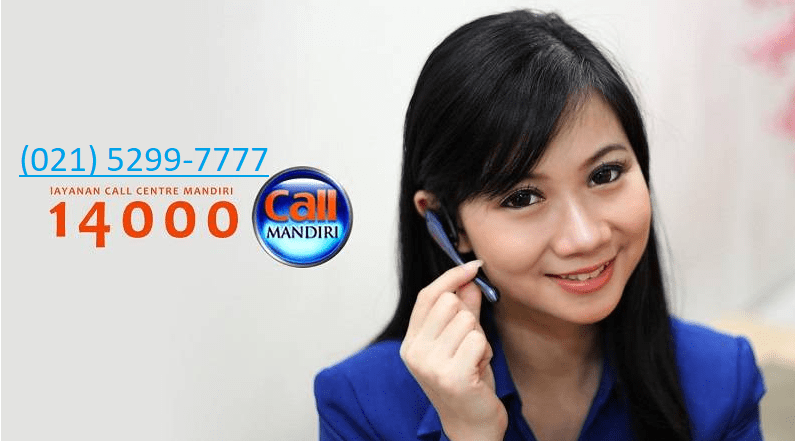 Call Center Bank Mandiri 24 Jam