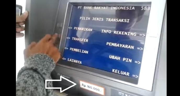 Limit Penarikan Tunai di ATM BRI