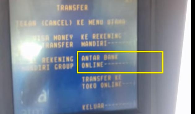 Transfer Uang dari Mandiri ke BSM