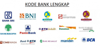 Daftar Lengkap Kode Transfer antar Bank